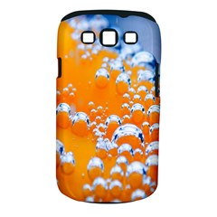 Bubbles Background Samsung Galaxy S Iii Classic Hardshell Case (pc+silicone) by Amaryn4rt