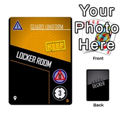 Agent Decker By Marcelp   Playing Cards 54 Designs   18ewh6faup59   Www Artscow Com Front - Diamond9