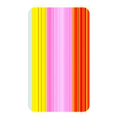 Multi Colored Bright Stripes Striped Background Wallpaper Memory Card Reader by Amaryn4rt