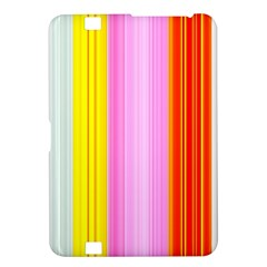 Multi Colored Bright Stripes Striped Background Wallpaper Kindle Fire Hd 8 9  by Amaryn4rt