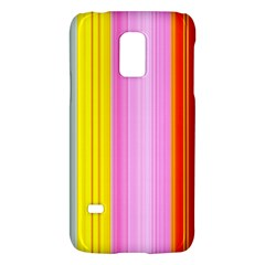 Multi Colored Bright Stripes Striped Background Wallpaper Galaxy S5 Mini by Amaryn4rt