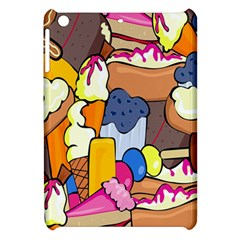 Sweet Stuff Digitally Created Sweet Food Wallpaper Apple Ipad Mini Hardshell Case by Amaryn4rt