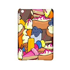Sweet Stuff Digitally Created Sweet Food Wallpaper Ipad Mini 2 Hardshell Cases by Amaryn4rt