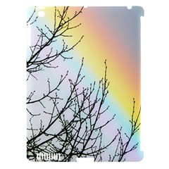 Rainbow Sky Spectrum Rainbow Colors Apple Ipad 3/4 Hardshell Case (compatible With Smart Cover) by Amaryn4rt