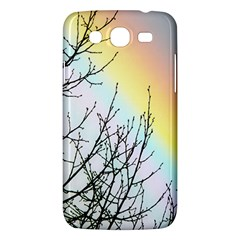Rainbow Sky Spectrum Rainbow Colors Samsung Galaxy Mega 5 8 I9152 Hardshell Case  by Amaryn4rt