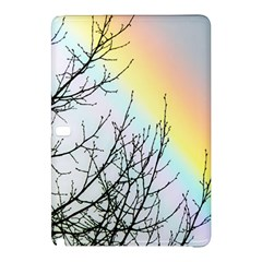Rainbow Sky Spectrum Rainbow Colors Samsung Galaxy Tab Pro 10 1 Hardshell Case by Amaryn4rt