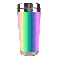 Abstract Paper For Scrapbooking Or Other Project Stainless Steel Travel Tumblers by Amaryn4rt