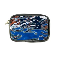 Colorful Reflections In Water Coin Purse by Amaryn4rt