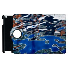 Colorful Reflections In Water Apple Ipad 2 Flip 360 Case by Amaryn4rt
