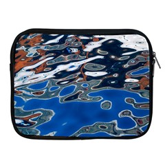 Colorful Reflections In Water Apple Ipad 2/3/4 Zipper Cases by Amaryn4rt