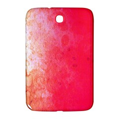 Abstract Red And Gold Ink Blot Gradient Samsung Galaxy Note 8 0 N5100 Hardshell Case  by Amaryn4rt