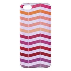 Abstract Vintage Lines Iphone 5s/ Se Premium Hardshell Case by Amaryn4rt