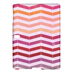 Abstract Vintage Lines Samsung Galaxy Tab S (10 5 ) Hardshell Case  by Amaryn4rt