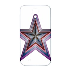 Star Abstract Geometric Art Samsung Galaxy S4 I9500/i9505  Hardshell Back Case by Amaryn4rt