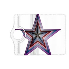 Star Abstract Geometric Art Kindle Fire Hd (2013) Flip 360 Case by Amaryn4rt