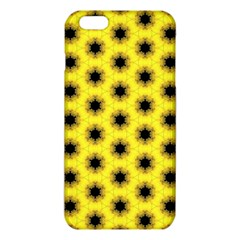 Yellow Fractal In Kaleidoscope Iphone 6 Plus/6s Plus Tpu Case by Amaryn4rt