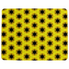 Yellow Fractal In Kaleidoscope Jigsaw Puzzle Photo Stand (rectangular) by Amaryn4rt