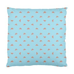 Spaceship Cartoon Pattern Drawing Standard Cushion Case (one Side) by dflcprints
