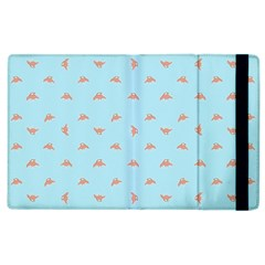 Spaceship Cartoon Pattern Drawing Apple Ipad 3/4 Flip Case by dflcprints