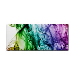 Colour Smoke Rainbow Color Design Cosmetic Storage Cases by Amaryn4rt