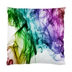 Colour Smoke Rainbow Color Design Standard Cushion Case (One Side)