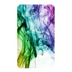 Colour Smoke Rainbow Color Design Memory Card Reader by Amaryn4rt