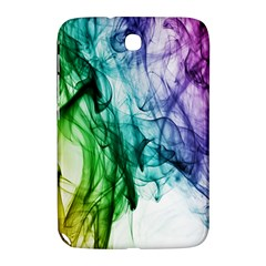 Colour Smoke Rainbow Color Design Samsung Galaxy Note 8 0 N5100 Hardshell Case  by Amaryn4rt