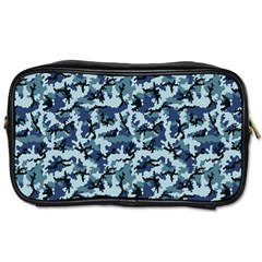 Navy Camouflage Toiletries Bags by sifis