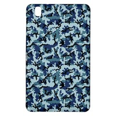 Navy Camouflage Samsung Galaxy Tab Pro 8 4 Hardshell Case by sifis
