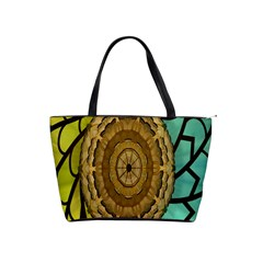 Kaleidoscope Dream Illusion Shoulder Handbags by Amaryn4rt