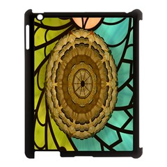 Kaleidoscope Dream Illusion Apple Ipad 3/4 Case (black) by Amaryn4rt