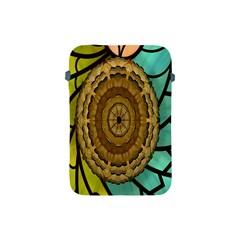 Kaleidoscope Dream Illusion Apple Ipad Mini Protective Soft Cases by Amaryn4rt
