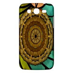 Kaleidoscope Dream Illusion Samsung Galaxy Mega 5 8 I9152 Hardshell Case  by Amaryn4rt