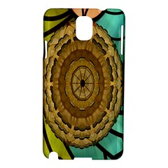 Kaleidoscope Dream Illusion Samsung Galaxy Note 3 N9005 Hardshell Case