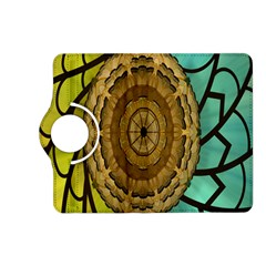 Kaleidoscope Dream Illusion Kindle Fire Hd (2013) Flip 360 Case by Amaryn4rt