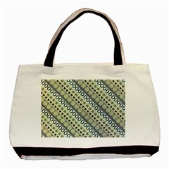 Abstract Seamless Pattern Basic Tote Bag (two Sides) by Amaryn4rt