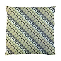 Abstract Seamless Pattern Standard Cushion Case (one Side)