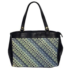 Abstract Seamless Pattern Office Handbags by Amaryn4rt