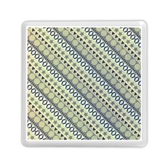 Abstract Seamless Pattern Memory Card Reader (square)  by Amaryn4rt