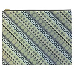 Abstract Seamless Pattern Cosmetic Bag (xxxl)  by Amaryn4rt