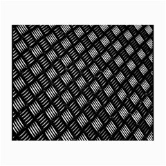 Abstract Of Metal Plate With Lines Small Glasses Cloth (2 Side) by Amaryn4rt