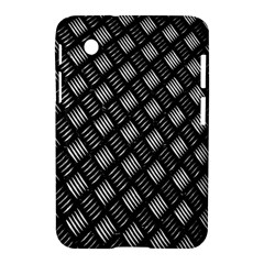 Abstract Of Metal Plate With Lines Samsung Galaxy Tab 2 (7 ) P3100 Hardshell Case  by Amaryn4rt