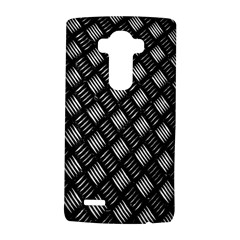 Abstract Of Metal Plate With Lines Lg G4 Hardshell Case by Amaryn4rt