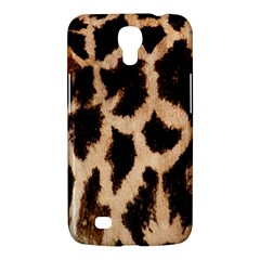 Yellow And Brown Spots On Giraffe Skin Texture Samsung Galaxy Mega 6 3  I9200 Hardshell Case by Amaryn4rt