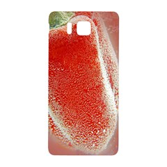 Red Pepper And Bubbles Samsung Galaxy Alpha Hardshell Back Case by Amaryn4rt