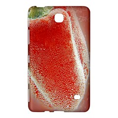 Red Pepper And Bubbles Samsung Galaxy Tab 4 (8 ) Hardshell Case  by Amaryn4rt