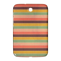 Abstract Vintage Lines Background Pattern Samsung Galaxy Note 8 0 N5100 Hardshell Case  by Amaryn4rt