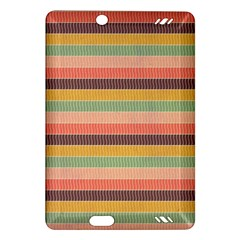 Abstract Vintage Lines Background Pattern Amazon Kindle Fire Hd (2013) Hardshell Case by Amaryn4rt