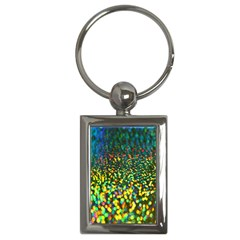 Construction Paper Iridescent Key Chains (rectangle)  by Amaryn4rt
