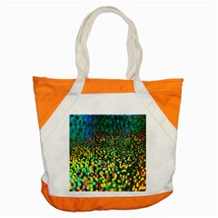 Construction Paper Iridescent Accent Tote Bag by Amaryn4rt